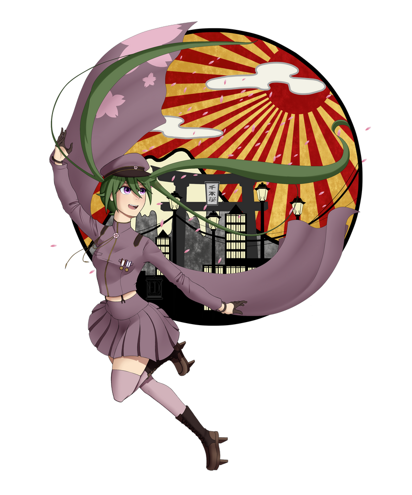 Senbonzakura by TheYoungReaper