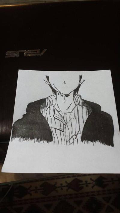 Crying guy by otakumanga123