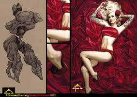Sketchbook2011-09 by A-Farsy