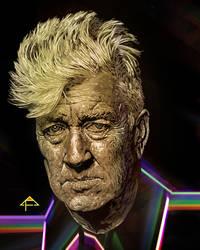 David Lynch by A-Farsy