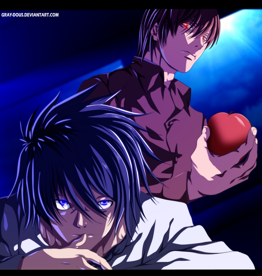 Death Note - Versus by Gray-Dous
