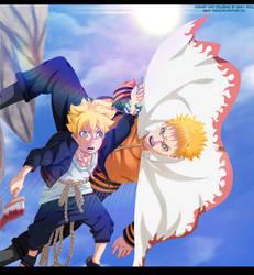 Naruto 700 - Bolt and Naruto