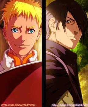 Naruto And Sasuke: The End (Collab)