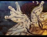 Hollow Sosuke Aizen - Digital Painting