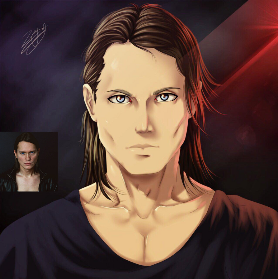 Pellek - Digital Drawing by Gray-Dous