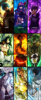 Fairy Tail Collab Painting