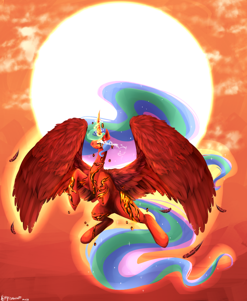 Her Wrath by KittyIsAWolf