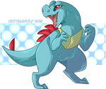 Orion the Totodile