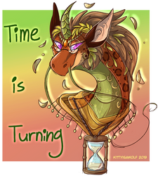 Time Is Turning by KittyIsAWolf
