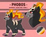 [PKMN-CC] Phobos the Houndour