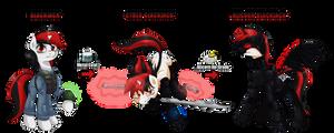 Blackjack's Evolution by DarkSittich