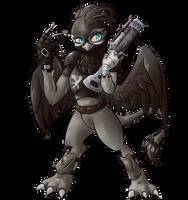 Talon Company Griffon by DarkSittich