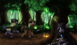Fallout Equestria - Zebra Territory