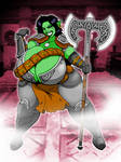 Bigger Jandisha in Skyrim