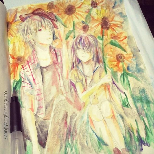 PD : Summer by KarinPyong