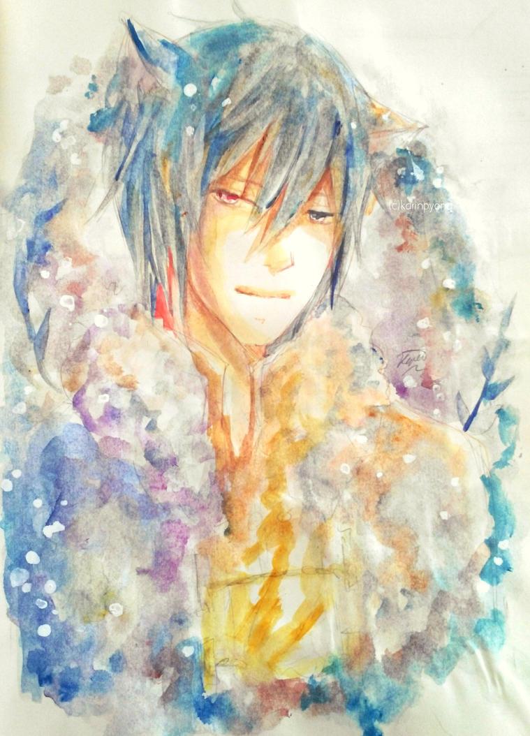 Comm : Neko Prince by KarinPyong