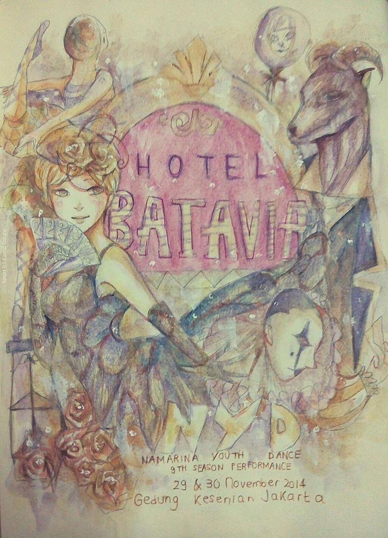 Hotel Batavia by KarinPyong