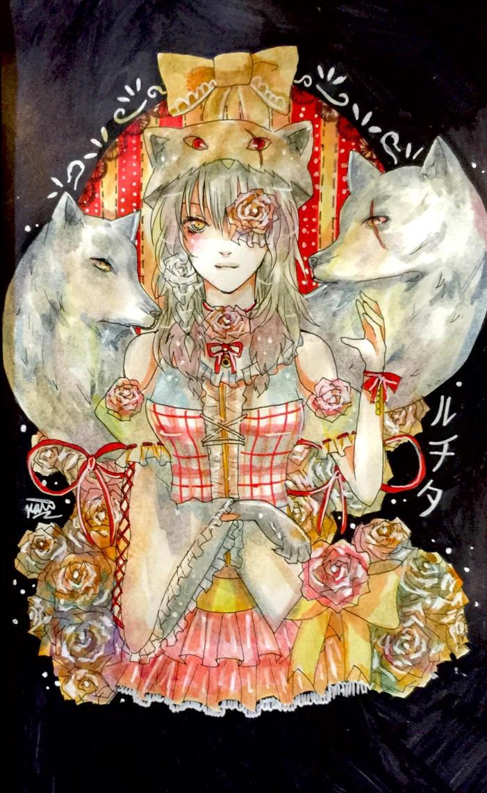 Lucita by KarinPyong