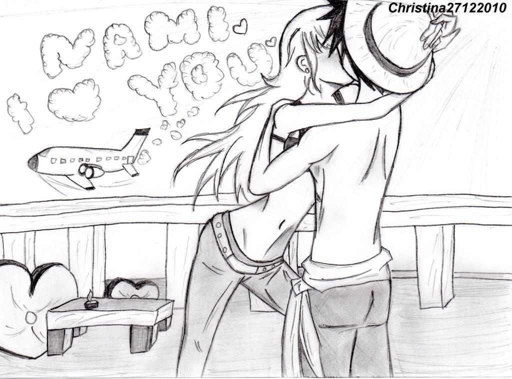 I Love You, Nami! by Christina27122010