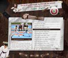 World Jr Karate Championships