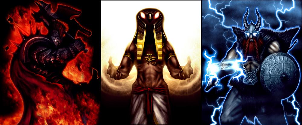 Algunos Dioses