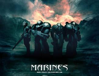 Marines by soheil