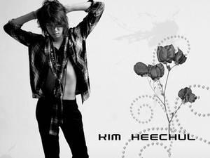 kim heechul wallpaper