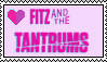Fitz and the Tantrums Stamp by OaktheMudwing