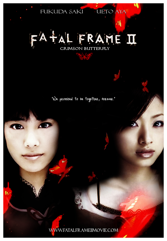 Fatal Frame II Movie Poster by MidnightStardust on DeviantArt