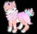 Mermaid Princess~ DragPuff Adopt! CLOSED