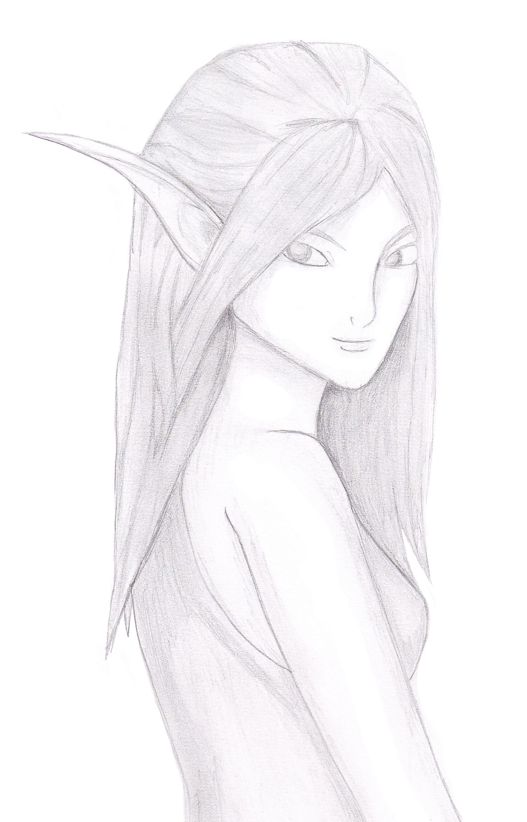 Elf by CyclesofShadows
