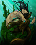 Selkie by Xaotl and Phin