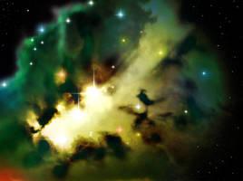 Cloud Nebula by Phoenix-Cry
