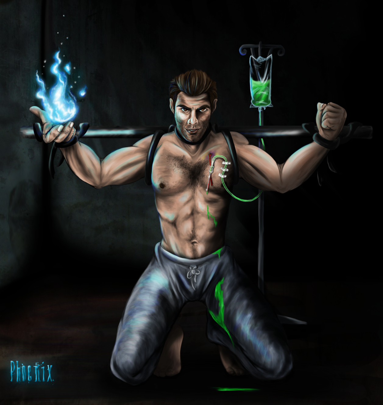 Sylar: First Rule of War by Phoenix-Cry