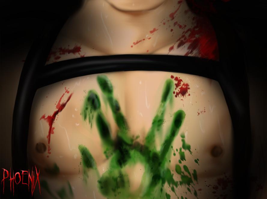 Written in Blood by Phoenix-Cry