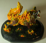 Fire Fox Sculpt I