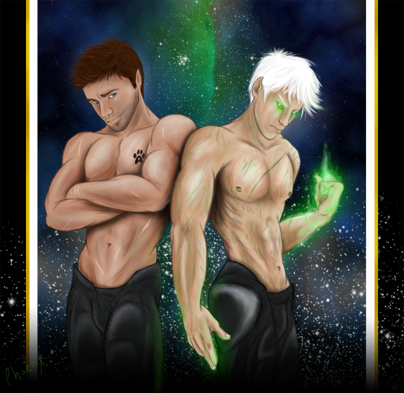 Black Diamond Dogs: AoL by Phoenix-Cry