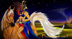 Egypt Burning I by Phoenix-Cry
