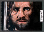LOTR Aragorn PSC