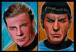 Star Trek Sketch Cards