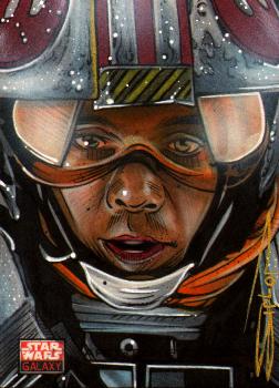 Star Wars Galaxy - Luke by RandySiplon