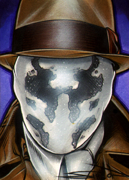 Watchmen - Rorschach by RandySiplon