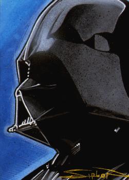 Darth Vader by RandySiplon