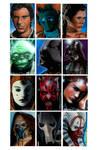 Star Wars Sketch Cards 2