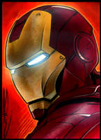 Iron Man 2 by RandySiplon