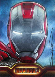 Iron Man 2 AP Card 1 by RandySiplon