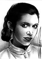 Princess Leia - ESB by RandySiplon