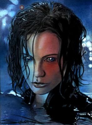 Underworld Selene 2 by RandySiplon