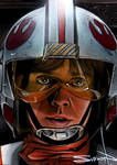 Luke Skywalker X-wing