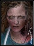 Walking Dead Sophia